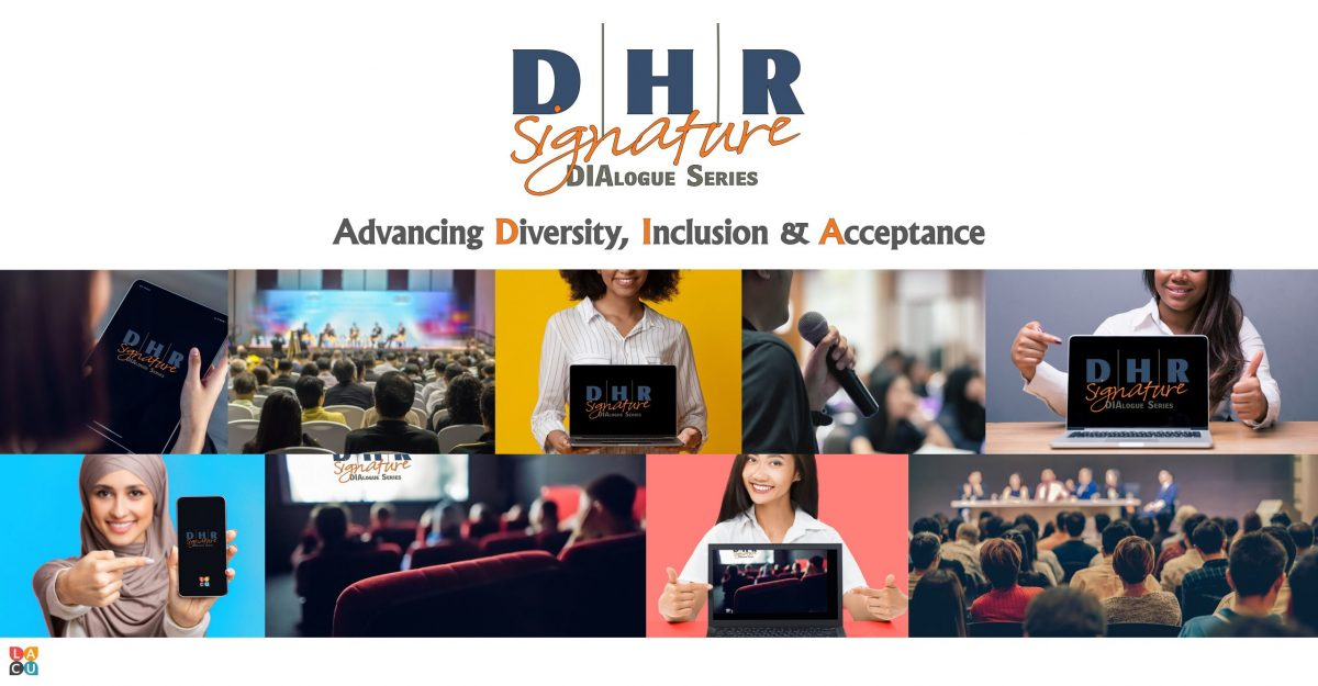 DHR DIAlogue start page